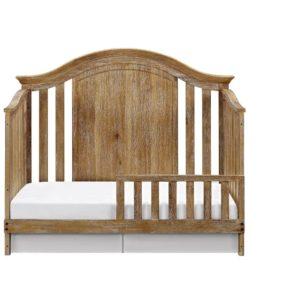 Растущая детская кровать №2 из массива