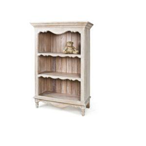 Шкаф в детскую комнату из массива для книжек или игрушек