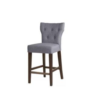 Дизайнерский барный стул №10 из массива