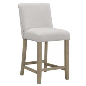 Дизайнерский барный стул №11 из массива