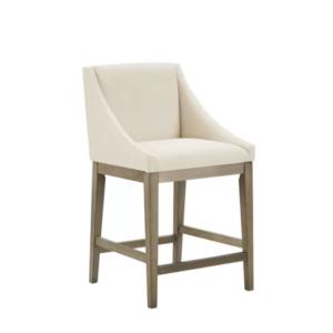 Дизайнерский барный стул №12 из массива